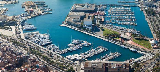В Барселоне пройдут две международные выставки, посвященные яхтам