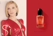 Sì Intense — новый аромат, выпущенный Giorgio Armani