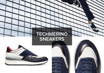 Zegna — как носить мужские кроссовки