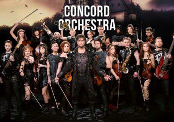 Эпичная видео-премьера от CONCORD ORCHESTRA