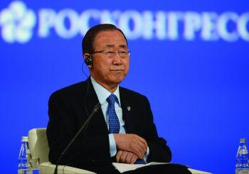 Пан Ги Мун. Кубик Рубика для ООН