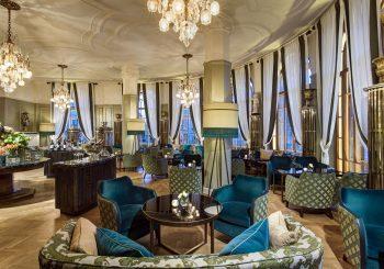 Отель «Астория» в Петербурге представил летнюю программу мероприятий в городе на Неве