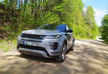 Range Rover Evoque: Модный. Английский. Аристократ