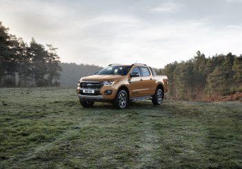 Ford представляет более мощный, экономичный, эффективный и умный Ranger