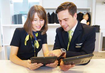 Чат-бот на службе в airBaltic