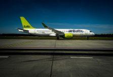 В топе летних направлений airBaltic – Барселона, Тбилиси и Милан