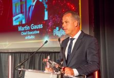 airBaltic получил награду за лидерство в отрасли