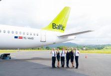 airBaltic завершает турне Airbus A220 по Тихоокеанскому региону