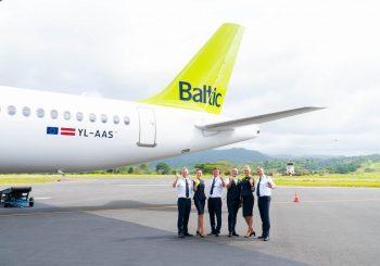 airBaltic вернет людей домой