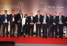 airBaltic получил награду региональной авиакомпании Авиационного центра САРА