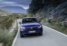 Женевский автосалон 2020 – Volkswagen представит Touareg R с гибридным приводом plug-in