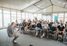 «Фантастика или ближайщее будущее?»: на «Тавриде» прошла встреча с промышленным дизайнером Владимиром Пирожковым