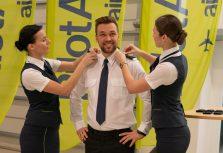 Шестая группа студентов Академии пилотов airBaltic приступает к обучению