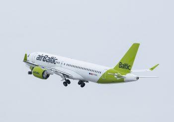 airBaltic выполнит новые специальные рейсы в апреле и мае