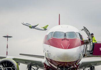 airBaltic возобновляет полеты из Риги в Хельсинки, Мюнхен и Берлин