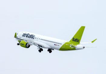 airBaltic продлевает изменение даты для новых бронирований без дополнительной платы