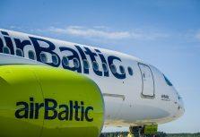 airBaltic вводит временную возможность смены пункта назначения рейса