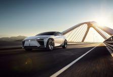 LF-Z Electrified или каким видит Lexus свое будущее