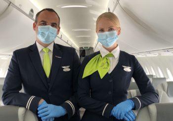 airBaltic вошла в топ-20 авиакомпаний, отвечающих требованиям по предотвращению распространения COVID-19