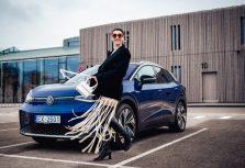 ID.4 Volkswagen пробегает до 520 км на одной зарядке