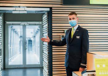 airBaltic приглашает желающих ознакомиться с вакансией агента по обслуживанию пассажиров