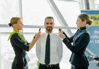 Шесть студентов завершили обучение в Академии пилотов airBaltic