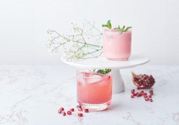 Один напиток – два коктейля ко Дню всех влюбленных