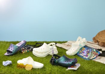 Фестивальная коллекция Crocs:  для тех, кто не собирается отменять тусовку