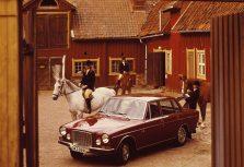 Volvo 164 отмечает 50-летний юбилей