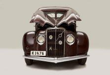 Volvo PV36 как воплощение эпохи ар-деко