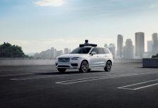 Volvo Cars и Uber представляют беспилотный автомобиль
