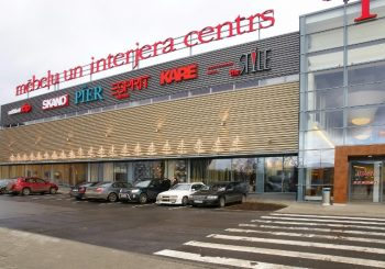 Shopping centre SPICE HOME