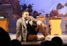 В Латвии покажут спектакль «Его донжуанский список» с Андреем Чадовым в главной роли