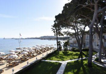 Отель Cheval Blanc St-Tropez удостоен звания Palace