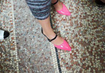 Круизная коллекция обуви от Дома Chanel