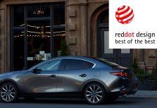 Новая Mazda3 получила главный приз Red Dot Design Award 2019