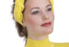 Дом моды Anna Osmushkina представил зимнюю коллекцию с веселым названием «Монпансье»