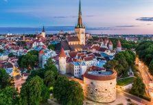 Жаркое эстонское лето
