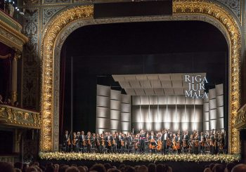 Музыкальный фестиваль Riga Jurmala приветствует Credit Suisse в качестве нового международного спонсора и платинового партнёра