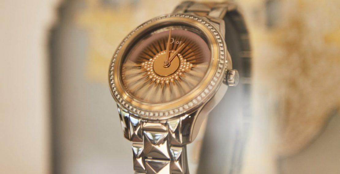 Эксклюзивно для Cheval Blanc St-Barth Isle de France: часы Dior Grand Bal