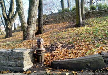 Тайны старого города. Усач с Бастионной горки