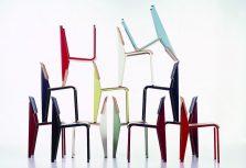 Жан Пруве и металлическая мебель