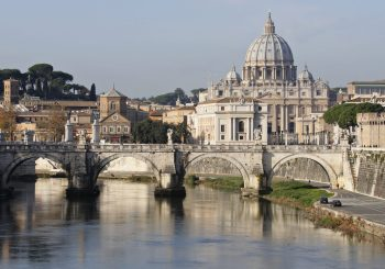 Полёты на воздушном шаре над Римом и многое другое от Rocco Forte