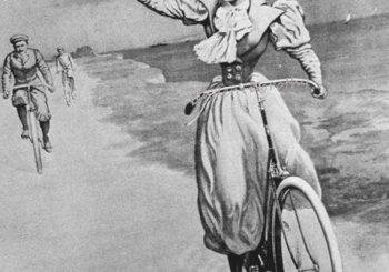 Страсти по велосипеду на исходе XIX и в начале XX века