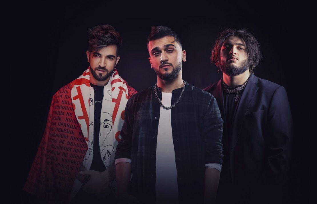 В Риге выступят певцы Jony, Andro и Elman