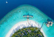 Anantara Kihavah Maldives Villas представляют коллекцию самых больших частных вилл