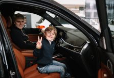 Новый BMW X7: самая большая и эксклюзивная модель BMW вышла и на латвийский рынок