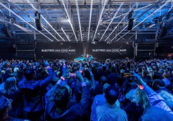 Стартовало производство Audi e-tron