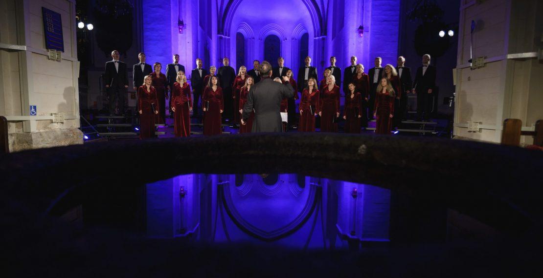 Православный хор «Благовест» даст концерт в Рождество