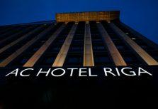 В Риге официально открыт первый в Латвии отель сети Marriott – AC Hotel Riga